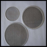 Disco do filtro do aço inoxidável de boa qualidade