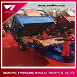 triciclo eléctrico del cargo de la estabilidad segura 650W