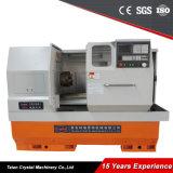 Máquina de giro industrial do metal do CNC do CNC do torno