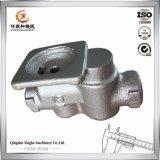 A carcaça de moldação personalizada do ferro de Aliminum parte procedimentos da carcaça