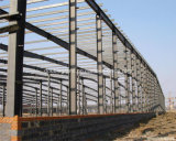 Atelier léger préfabriqué de structure métallique d'utilisation élevée de l'espace