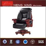 جلد خشبيّة تنفيذيّ كرسي تثبيت [أفّيس فورنيتثر] ([هإكس-110])