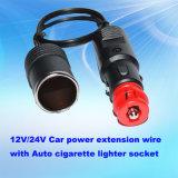 Draad van de Uitbreiding gelijkstroom van de hoge Macht 12V/24V de Auto voor de Pomp van de Auto