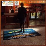 Reticolo stampato che fa pubblicità alle stuoie del pavimento con protezione di gomma
