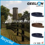 Hot Sale Eco-Friendly Maintenance Free Solid Recycled Plastic Post / Fence / Stake / Rail
