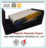 Separador magnético permanente vertical de la serie de la tubería de la serie Rcyg-400 para el alimento/el vidrio/cemento/carbón/material de construcción/producto químico/carbón/grano/plástico/material refractario