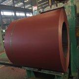 색깔에 의하여 입히는 강철 코일에 의하여 직류 전기를 통하는 강철 코일 건축 (0.13mm-0.8mm)