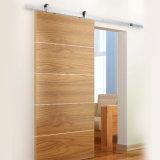 Quincaillerie à portes coulissantes en bois pour accès à la porte