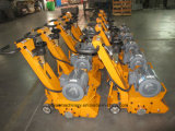 아스팔트 노면 파쇄기 작동 폭 200mm를 가진 구체적인 혹평 기계 Gye-200 시리즈