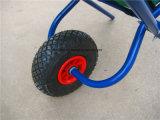 Wheelbarrow de dobramento portátil do jardim de pano de Oxford