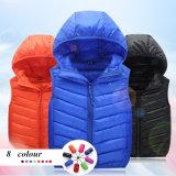 Новая куртка светлого спуска зимы детей способа на девушка/мальчик 602