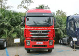 Euro 4의 높은 Quality Iveco Hongyan Genlyon M100 390HP 6X4 Harzadous Chemicals Truck Tractor