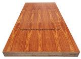 木製の穀物および純粋なカラーの16mm/17mm/18mmのメラミンMDF
