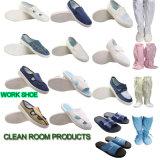 Antistatische ESD Cleanroom PVC/PU Laars, ESD de Schoenen van het Werk
