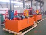 Sección central de la máquina de papel de la estación del petróleo del sistema lubricante de la máquina de papel