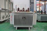 電源のための10kv Oil-Immersedタイプ完全シーリング電源変圧器