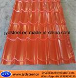 PPGI ondulé pour la feuille en acier de toiture