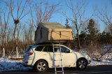 Camping extérieur 3 ~ 4 personnes 4X4 Off Road Top Tent à vendre