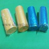 Plastiktasche klein mit Rolle für Abfall-Verpackung