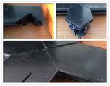 PVC Windows UPVC 문 창의 세로 창살 v 코너 청소 기계