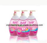 Doble automática Sides Detergente Máquina de etiquetado