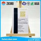 Karten-Drucken Belüftung-Cr80 unbelegtes kontaktloses RFID