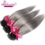 Suprimentos de Beleza Africano Atacado Tangle Free Peruvian Ombre Hair