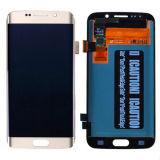 Assemblée de convertisseur analogique/numérique d'écran LCD pour le bord de Samsung S6 plus