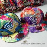 Großhandelsqualitäts-Polyesterhiphop-Hut mit Drucken