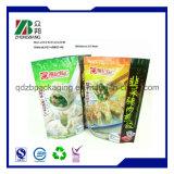 Sacchetto di plastica del pacchetto dell'alimento stampato cliente