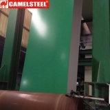 Bobine en acier enduite par alliage enduite d'une première couche de peinture d'Alu-Zinc de Camelsteel