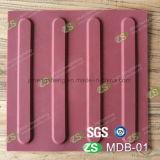 Azulejo de pavimentación táctil plástico auto-adhesivo de la alta calidad TPU