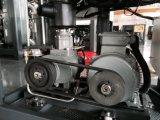40HP / 37kw Cinturón Rotary Driven tornillo compresor de aire
