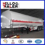 Tri essieu de la Chine 45000 litres de combustible dérivé du pétrole de remorque de camion-citerne
