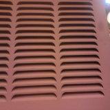 Galvanisiertes Stahlblendenverschluss-Fenster