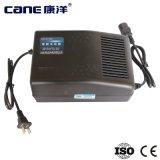 carregador de bateria acidificada ao chumbo profundo do carregador de bateria do ciclo de 60V 12ah