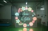 Het transparante LEIDENE Scherm P12 P16 P18 voor van LEIDENE van het Glas van Vensters trans-Ogen de VideoHuasun van de Muur