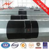 110 KV-Stahlrohr-Kraftübertragung galvanisierter Pole