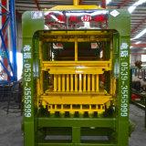 Bloque de cemento presionado hidráulico Qty6-15 que hace la máquina