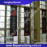 Indicateurs s'arrêtants et drapeaux de tissu fait sur commande d'intense luminosité