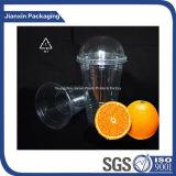 Fornitore freddo di plastica a gettare della tazza di caffè