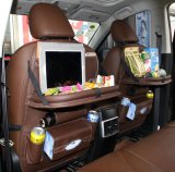 Organizador del coche del asiento trasero con el sostenedor para el iPad