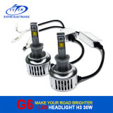 Shipping rápido Highquality LED Headlight 30With3200lm 40W 4500lm Per Bulb 8~32V Factory Price para Cars, Trucks, Motorcycles y así sucesivamente