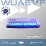 Mini luci d'avvertimento rotonde dell'azzurro LED