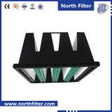 Средств фильтр мешка V-Крена для очищения воздуха