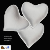 美しいHeart Shaped Leather Paper Weight (4774R9)