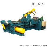 Машина Baler металла машины давления машины брикета машины Baler гидровлическая для алюминиевого руководства утюга (FDY-63A)