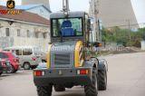 Bauernhof-Maschinerie-chinesische MiniVorderseite-Ladevorrichtung Zl15 mit gutem Rad-Ladevorrichtungs-Preis