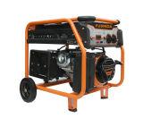Gerador de potência portátil pequeno Home Fe6500e da gasolina/gasolina do uso 5kw