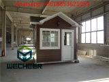 가벼운 강철 작은 이동할 수 있는 집 또는 보초 상자 또는 감시탑 또는 초소